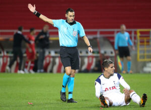 Spurs defeat to Royal Antwerp