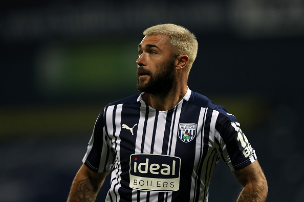 Report Derby County Interested In West Bromwich Albion Striker Charlie Austin Last Word On Football