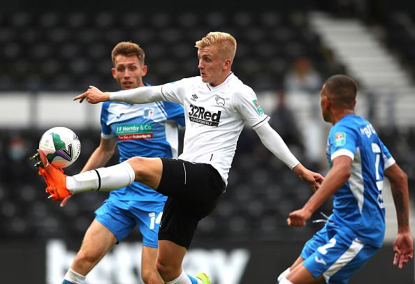 Leeds United Louie Sibley