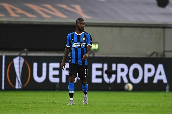 Inter Milan Victor Moses