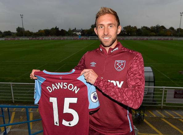 West Ham Craig Dawson