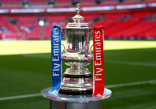FA Cup Round One