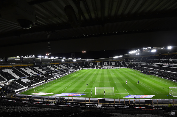 Derby County takeover