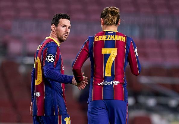 Lionel Messi Barcelona Problem
