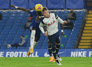Joe Rodon Tottenham Chelsea