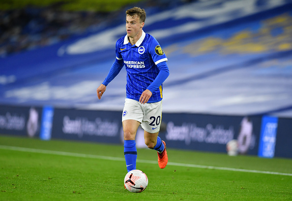 Solly March New Contract