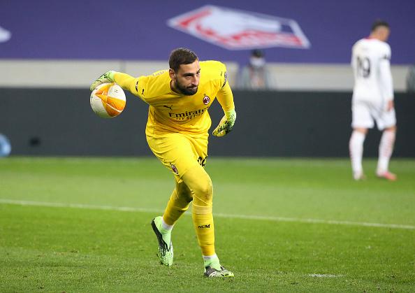 Ac Milan Goalkeeper Gianluigi Donnarumma Wants To Stay At Boyhood Club Last Word On Football