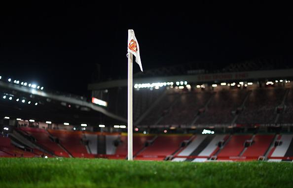 Manchester United centre-back