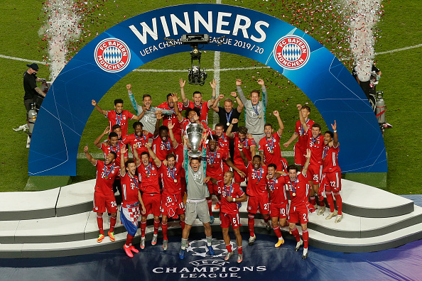 Top Five European football