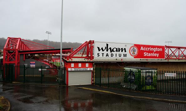 Sunderland Accrington Stanley