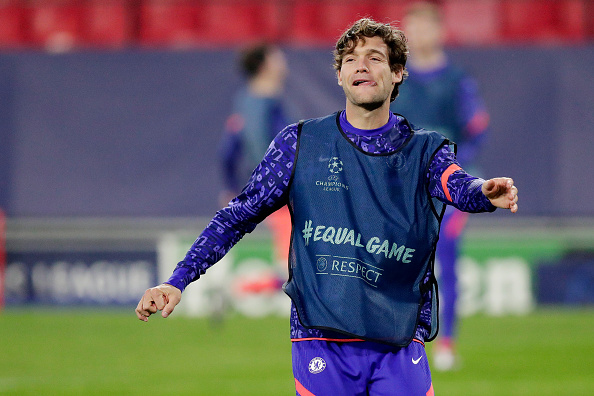 Atletico Marcos Alonso