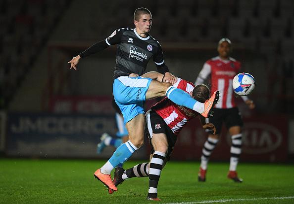 Max Watters Swansea City