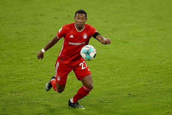REPORT: Real Madrid Leading the Way for David Alaba - Last Word on Football