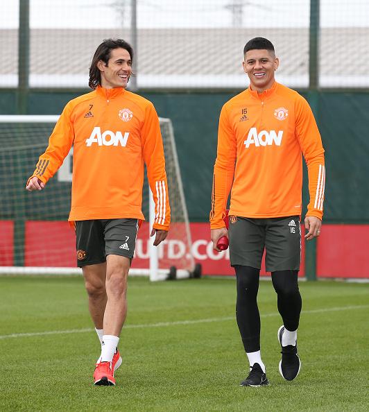 Marcus Rojo Loan Deal