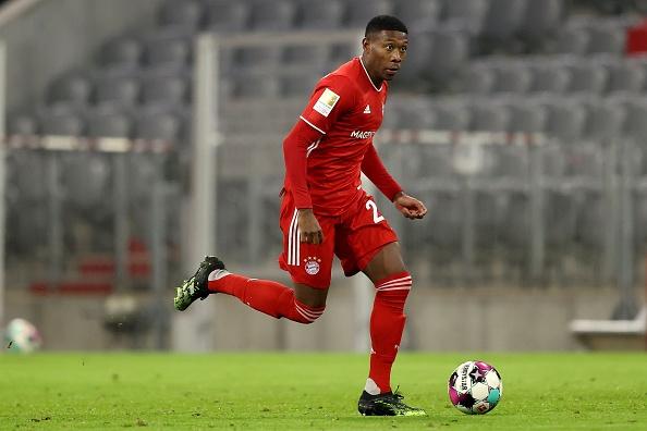 Liverpool David Alaba