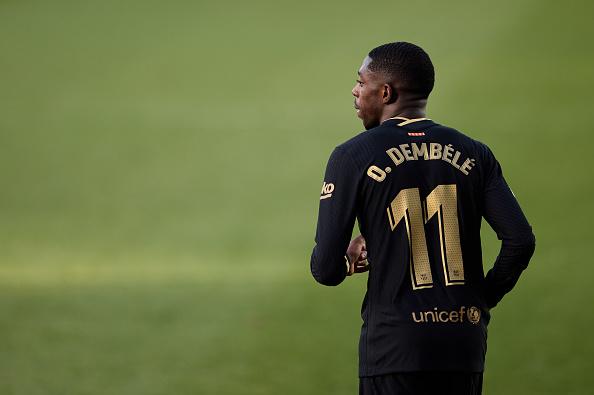 Manchester United Sancho Dembele
