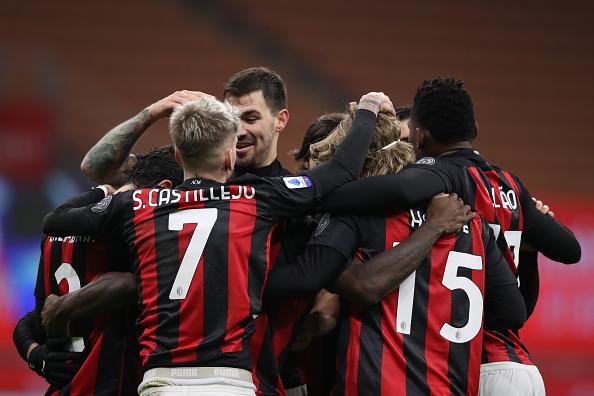 AC Milan squad depth