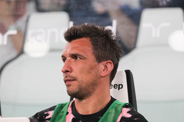 Mario Mandzukic AC Milan