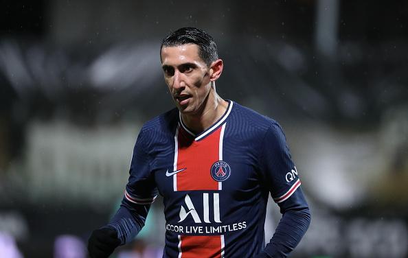 Tottenham Hotspur Express Interest In Paris Saint Germain Winger Angel Di Maria Last Word On Football