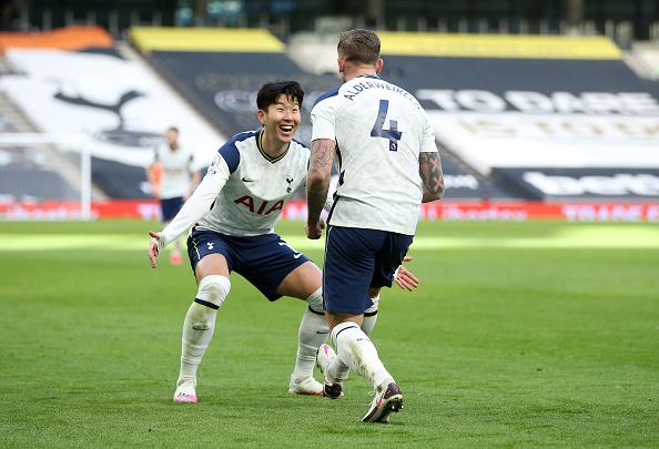Adventurous Tottenham Hotspur