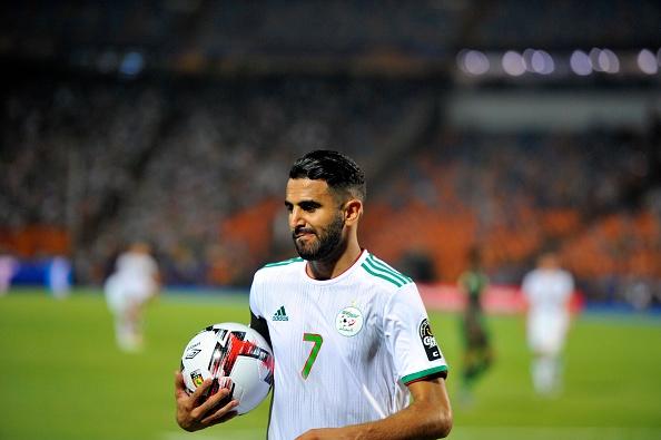 European African footballer