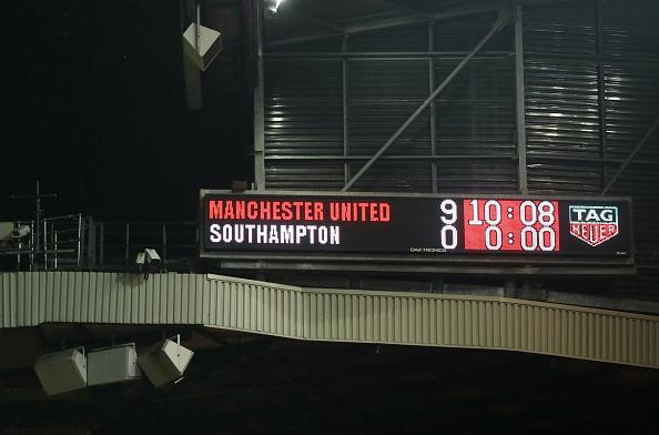 Southampton 9-0