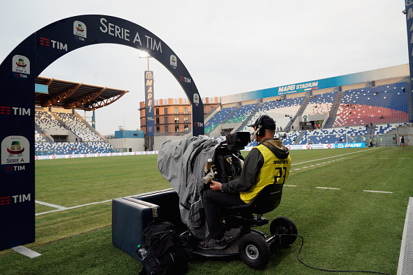 Serie A TV trouble