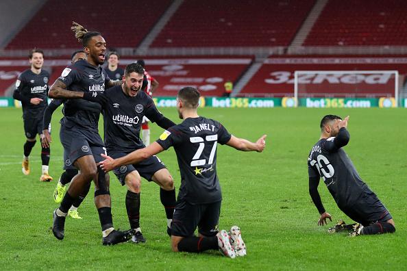 Brentford Championship