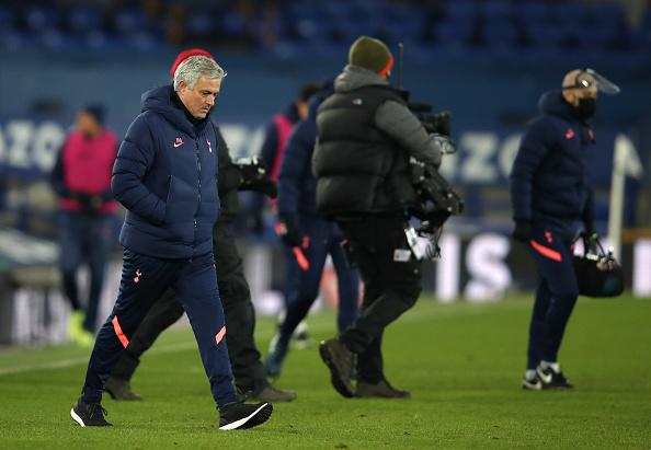 Jose Mourinho's Tenure at Tottenham Hotspur Under Pressure