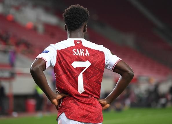 Saka Arsenal