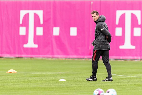 Miroslav Klose internship