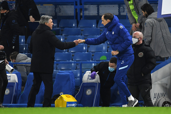 Everton's European Football