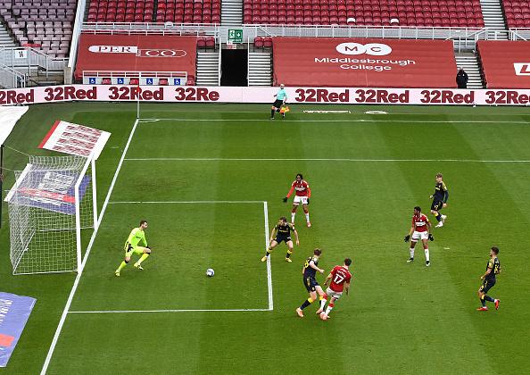 Bristol City Middlesbrough