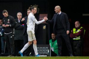 Gareth Bale return