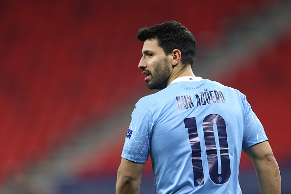 Sergio Aguero transfer