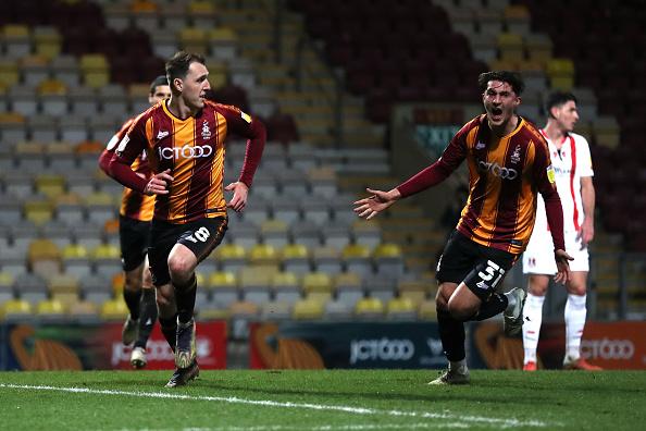 Bradford Bolton Play-off