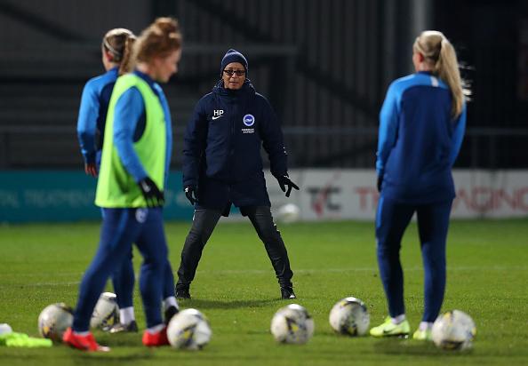 Brighton & Hove Albion's Women