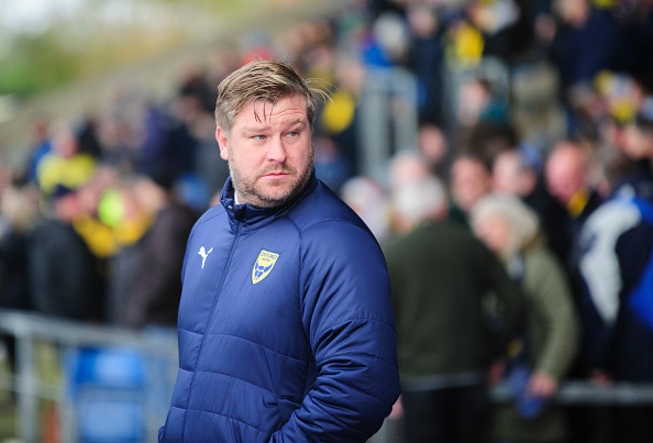 Oxford United manager