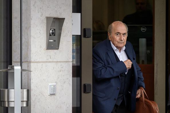 Sepp Blatter Banned