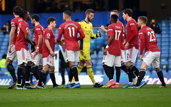 Manchester United Big Six