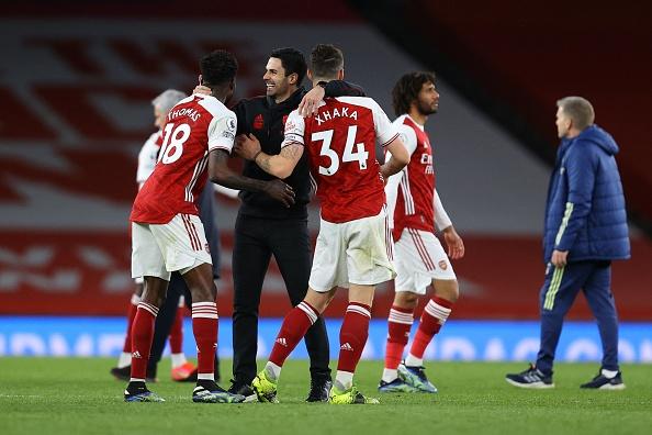 Arsenal Deservedly Take Points