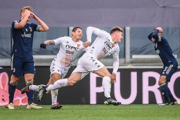 Juventus' Serie A