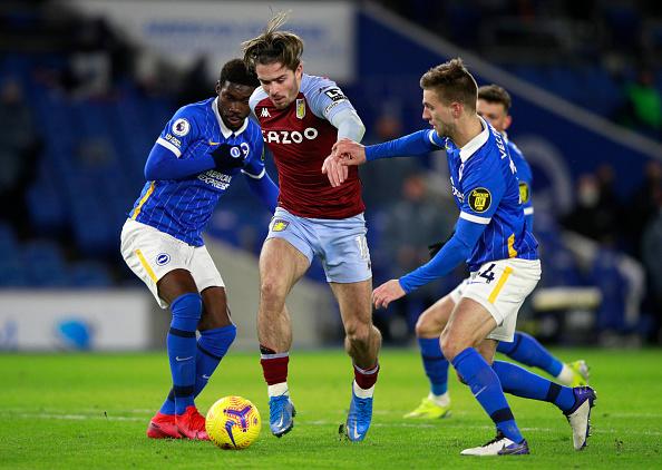 Aston Villa Jack Grealish