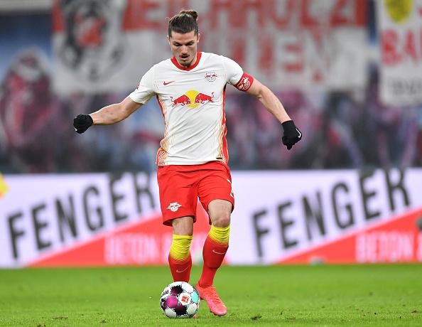 RB Leipzig's Marcel Sabitzer