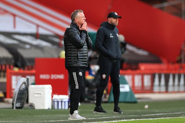 Wilder Leaves Sheffield United