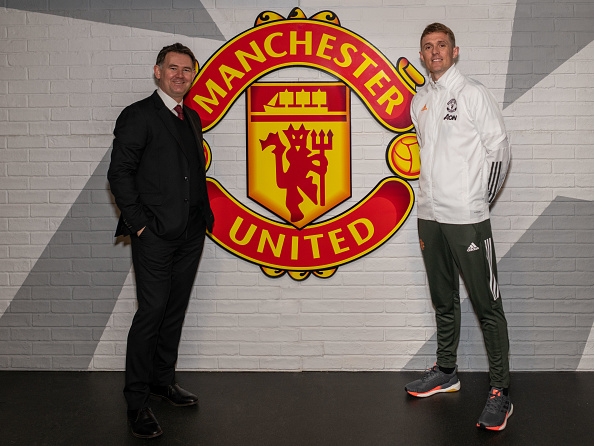 John Murtough Manchester United