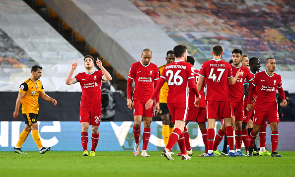 Liverpool's resilience
