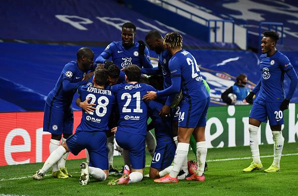 Champions League Last 16