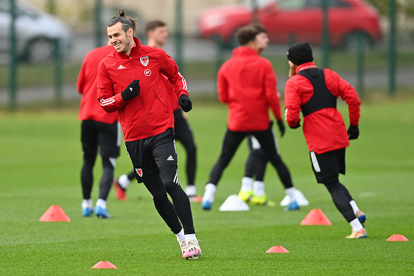 Gareth Bale Social Media Boycott