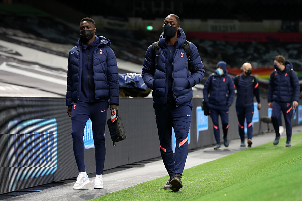 Ledley King Tottenham hotspur coach